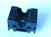 Sensata 652B0162211E-002 open top, 16 pin SOP test socket.