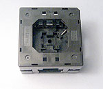 Sensata 790-42048-101 open top, QFN, 48 pin, test socket.