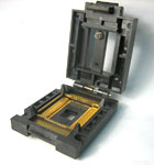 Enplas FPQ-1364-0.8-01 Closed top, 136 Pin TQFP Package test socket