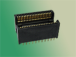 Yamaichi IC107-4404-106-G open top live bug, 44 pin SOJ test socket.